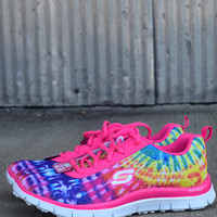 Skech Appeal Limited Addition by Skechers {Neon/Pink/Multi}