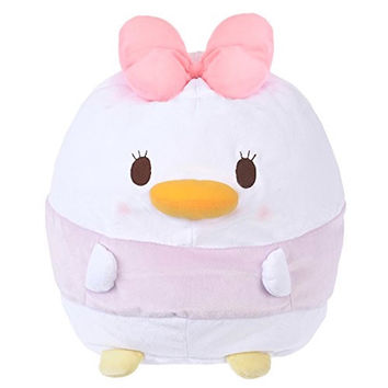 Disney Store Japan Daisy Duck Ufufy Medium Plush New with Tags