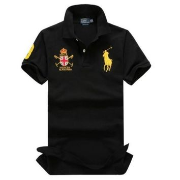 NEW POLO RALPH LAUREN SHIRT MEN SHORT SLEEVE T-SHIRTS