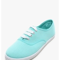 MINT Just Me Canvas Sneakers | $10 | Cheap Trendy Sneakers Chic Discount Fashion for Women | ModDea