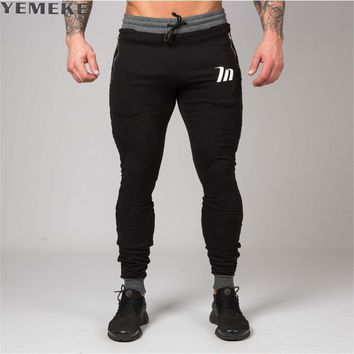 Men Joggers Male Trousers Men Pants Loose Casual Autumn Winter Lined Track Pants Man Sweatpants