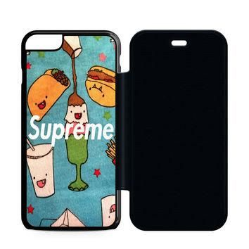 Supreme Food And Drink Flip Case iPhone 6 | iPhone 6S | iPhone 6S Plus Case