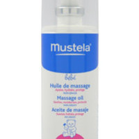 Massage Oil | Mustela