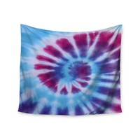 """Hippie Dreams"" Tie DyeHome Decor Trendy Boho Wall Tapestry"