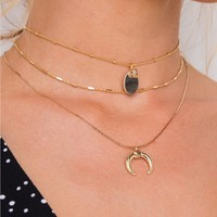 Ethereal Choker Set