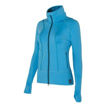 Noble Outfitters Ladies Explorer Fleece Jacket - Dutchess Blue