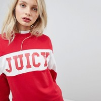 Juicy By Juicy Couture Track Sweatshirt at asos.com