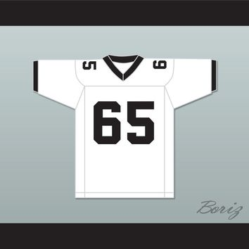 Jo Bob Priddy 65 North Dallas Bulls Football Jersey North Dallas Forty