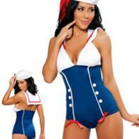 Pinup Sailor Costume