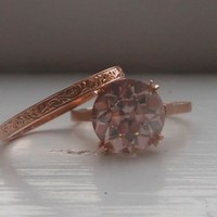 Rose Gold Engagement Rings? « Weddingbee Boards