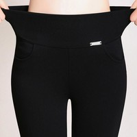 Leggings for Ladies - Stretch Pencil Pants Plus Sizes