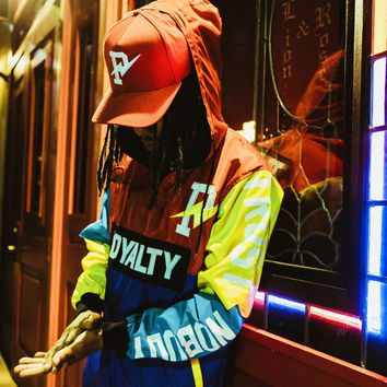"""""""90s"""" Pullover Jacket"""