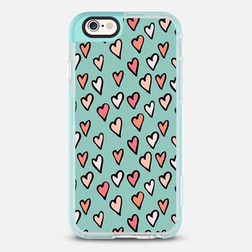 Pastel Heart iPhone 6s case by Susanna Nousiainen | Casetify