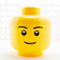 LEGO Boy Head Storage Box - Urban Outfitters