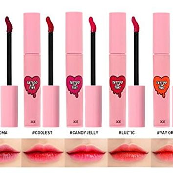 3CE (3 Concept Eyes) Tattoo Lip Tint StyleNanda Korean Cosmetics 2017 New (Coma)