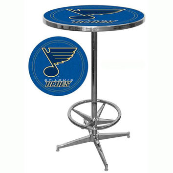 NHL St. Louis Blues Pub Table