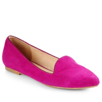 Day Dreaming Suede Loafers