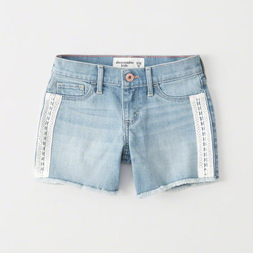 girls Midi Shorts | girls clearance | Abercrombie.com
