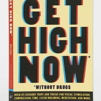 Get High Now (Without Drugs) By James Nestor- Assorted One