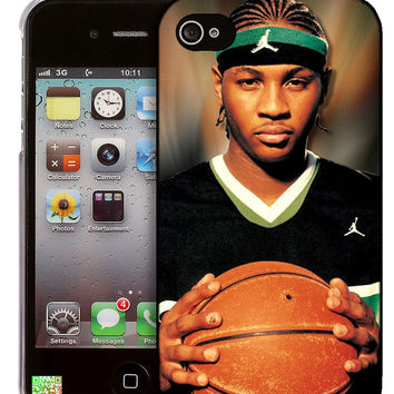 Basketball star Anthony -iPhone 5 Case,/iPhone 4 Case/iPhone 4s case/ iPhone Case/ iPhone hard Case,