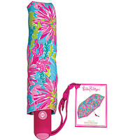 Lilly Pulitzer Trippin & Sippin Travel Umbrella - Trippin & Sippin