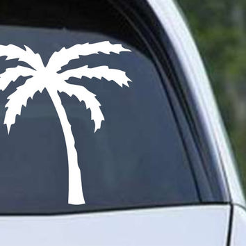 Palm Tree (04) Die Cut Vinyl Decal Sticker