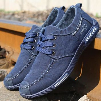 Canvas Low-cut New Style Casual Shoes