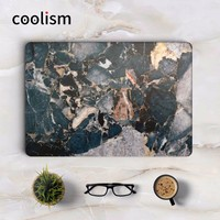 Mix Marble Texture Laptop Sticker for Apple Macbook Air Pro Retina 11 12 13 15.6 inch Surface Book Mac Notebook Full Cover Skin