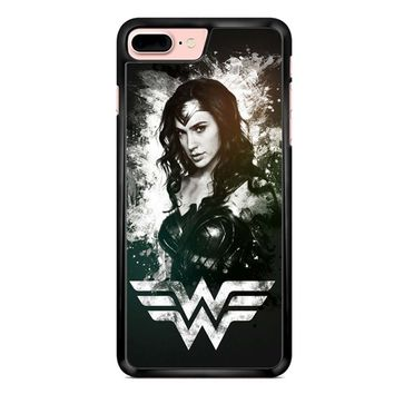 Wonder Woman Comic iPhone 7 Plus Case