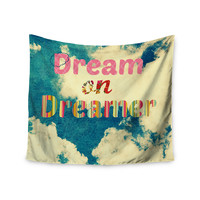 "Robin Dickinson ""Dream On"" Clouds Wall Tapestry"