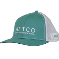 Echo Trucker Hat in Menthol by AFTCO - FINAL SALE