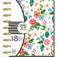 Create 365™ The Happy Planner™ 2016-17, Flowers