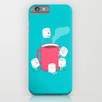 hot cocoa. iPhone & iPod Case by Pink Berry Patterns