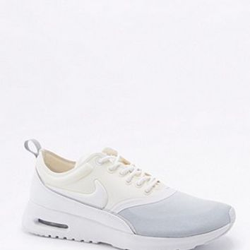 Nike Air Max Thea Ultra Grey and White Trainers - Urban Outfitters