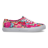 Multi Floral Authentic Slim | Shop New Summer Prints at Vans