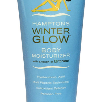 Hamptons Winter Glow™ Gradual Tanner, Natural Looking Radiance, Skin Firming