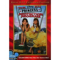 Princess Protection Program (Royal B.F.F. Extended Edition) (dvd_video)