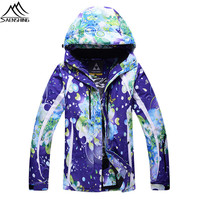 Snowboard jacket Warm Breathable