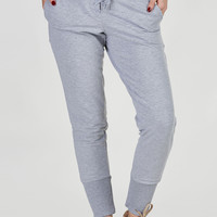 Off Duty Lace Up Joggers
