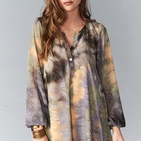 Show Me Your mumu Jamie Tunic ~ Tie Dye Dreams