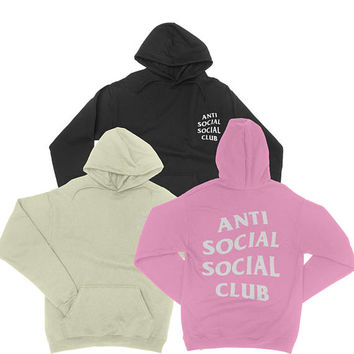 Anti Social Social Club Hoodie, Anti Social Social Club