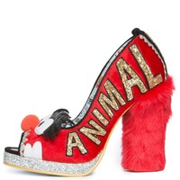 The Muppets x Irregular Choice Louder! Louder! High Heel