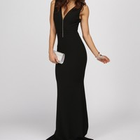 Pre-order- Black Timeless Beauty Dress