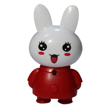 Bedroom Decoration Fairy Remote Rabbit Night Light LED Night Light