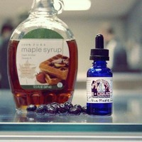 """Blueberry Maple Syrup"" Vape Juice"