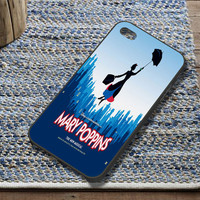 Mary Poppins Broadway Musical Case fit for iPhone 4/4S iPhone 5/5S/5C Samsung Galaxy S3/S4