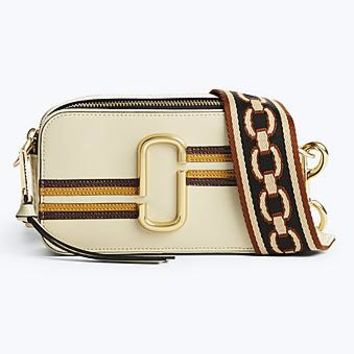 Stripe Snapshot Small Camera Bag | Marc Jacobs