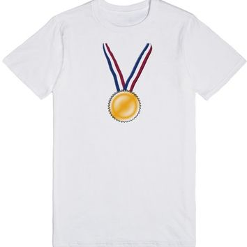 Gold Medal | T-Shirt | SKREENED