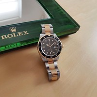 Rolex Oyster Submariner Date 16613 Armbanduhr