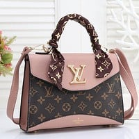 Woman Men Fashion Leather Handbag Crossbody Satchel